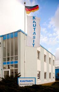 Firmengebäude Kautasit